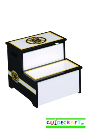 Boston Bruins Storage Step Up