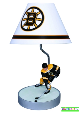 Boston Bruins Table Lamp