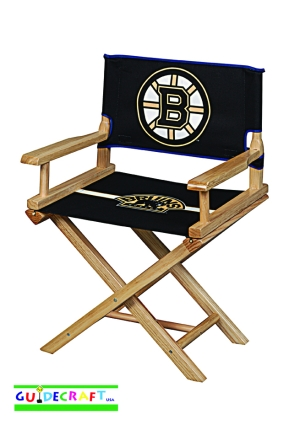 Boston Bruins Youth Director's Chair