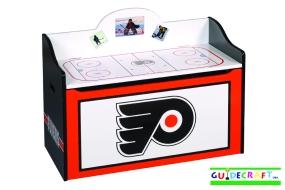 Philadelphia Flyers Toy Box