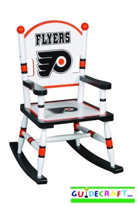 Philadelphia Flyers Kid's Rocking Chair