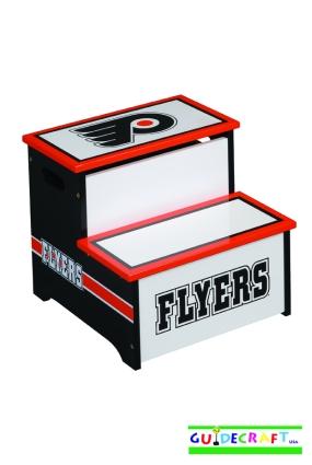 Philadelphia Flyers Storage Step Up