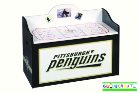 Pittsburgh Penguins Toy Box