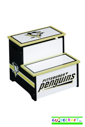 Pittsburgh Penguins Storage Step Up