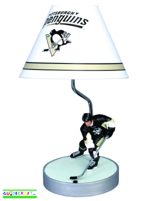 Pittsburgh Penguins Table Lamp