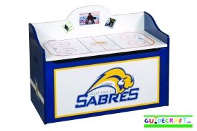 Buffalo Sabres Toy Box