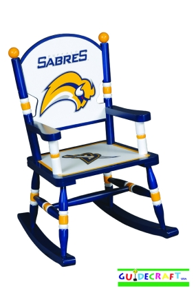 Buffalo Sabres Kid's Rocking Chair