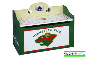 Minnesota Wild Toy Box