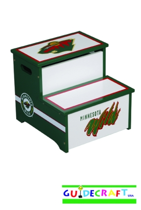 Minnesota Wild Storage Step Up