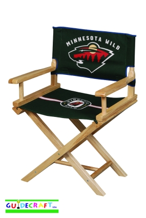 Minnesota Wild Youth Director's Chair