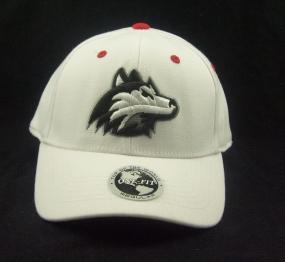 Northern Illinois Huskies White One Fit Hat