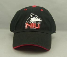 Northern Illinois Huskies Adjustable Crew Hat