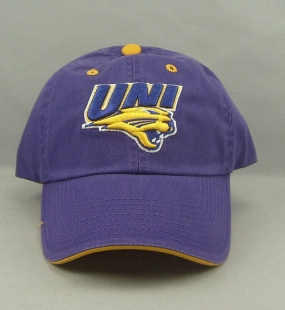 Northern Iowa Panthers Adjustable Crew Hat