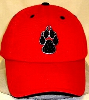 New Mexico Lobos Adjustable Crew Hat