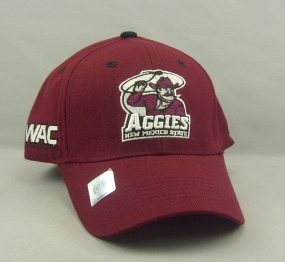 New Mexico State Aggies Adjustable Hat