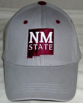 New Mexico State Aggies Youth Team Color One Fit Hat
