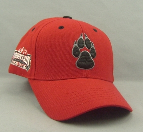 New Mexico Lobos Adjustable Hat