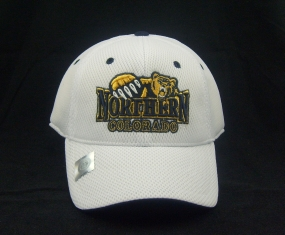 Northern Colorado Bears White Elite One Fit Hat