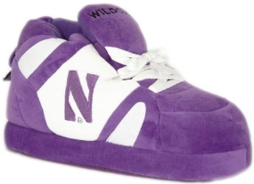 Northwestern Wildcats Boot Slippers