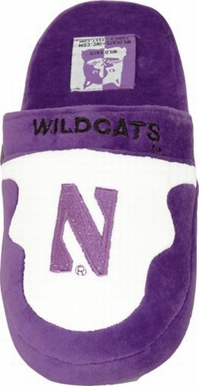 Northwestern Wildcats Slippers