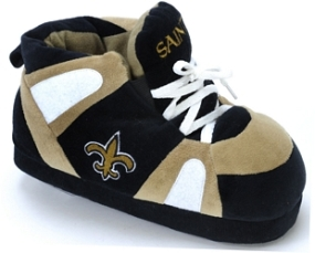 New Orleans Saints Boot Slippers
