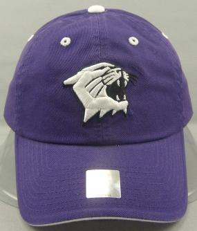 Northwestern Wildcats Adjustable Crew Hat