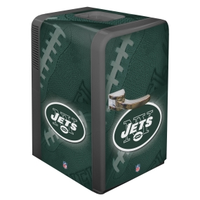 New York Jets Portable Party Refrigerator
