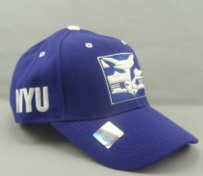 NYU Bobcats Adjustable Hat