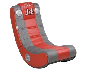 Tony Stewart Video Game Sound Chair Rocker