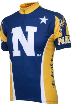 Navy Midshipmen Cycling Jersey
