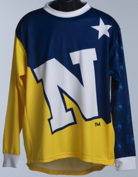 Navy Midshipmen Mountain Bike Jersey