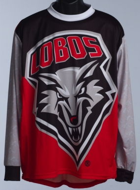 New Mexico Lobos Mountain Bike Jersey