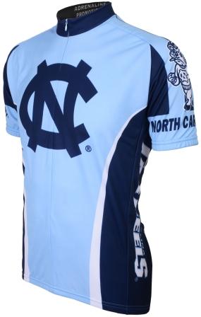 UNC Tar Heels Cycling Jersey