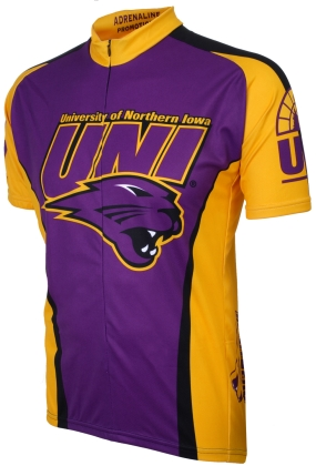 Northern Iowa Panthers Cycling Jersey