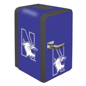 Northwestern Wildcats Portable Party Refrigerator