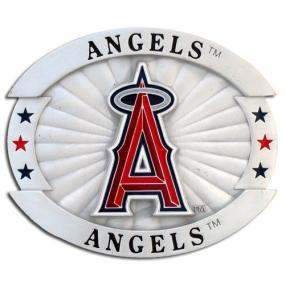 MLB Oversized Buckle - LA Angels of Anaheim