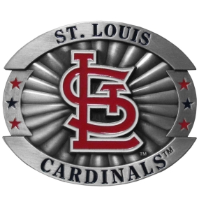 St. Louis Cardinals Oversized Buckle