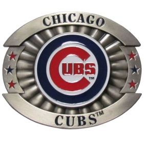 Chicago Cubs Oversized Buckle