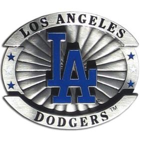 MLB Oversized Buckle - LA Dodgers