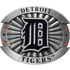 Detroit Tigers Oversized Buckle