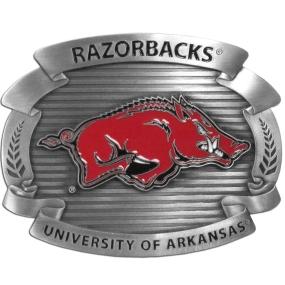 Arkansas Razorbacks Oversized Buckle
