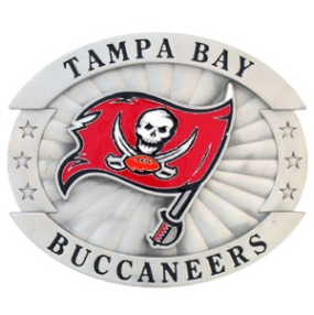 Oversized NFL Buckle - Tampa Bay Buccaneers