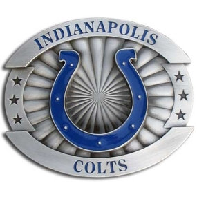 Colts Oversized Buckle