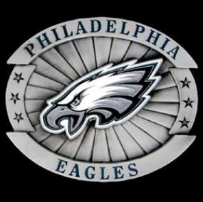Oversized NFL Buckle - Oversized - Philadelphia Eagles