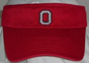 Ohio State Buckeyes Visor