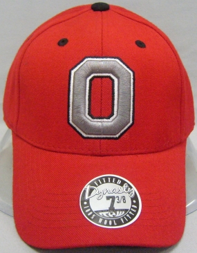 Ohio State Buckeyes Dynasty Fitted Hat