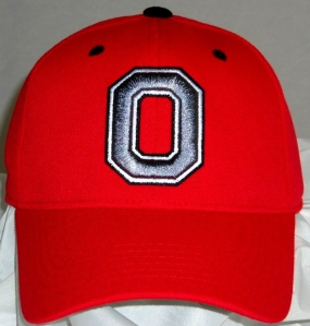 Ohio State Buckeyes Team Color One Fit Hat