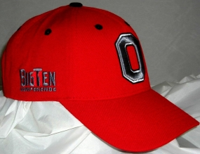 Ohio State Buckeyes Adjustable Hat