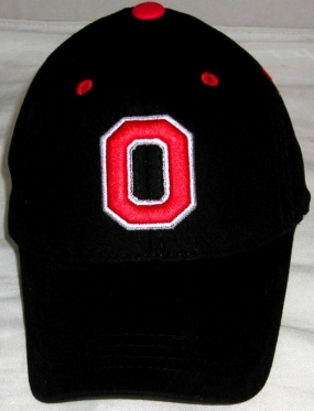 Ohio State Buckeyes Youth Team Color One Fit Hat