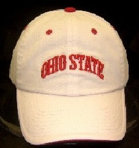 Ohio State Buckeyes Adjustable Crew Hat